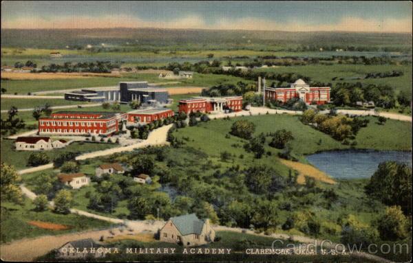 Oklahoma Military Academy Claremore